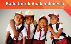 kado untuk anak indonesia