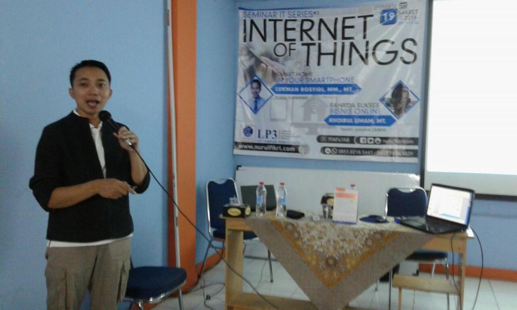 seminar IoT